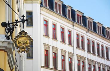 Hotelviertel in Deutschland
