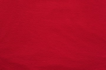 texture knitted fabric of dark scarlet color