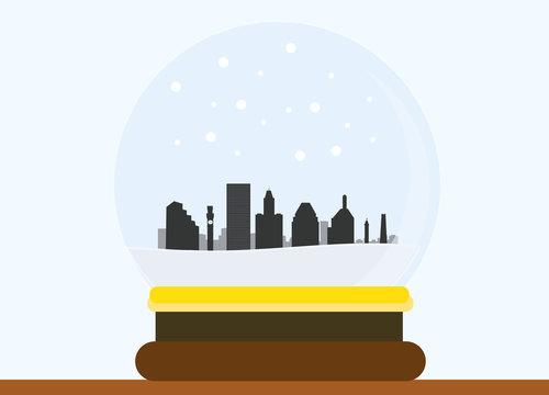 baltimore Snow Ball