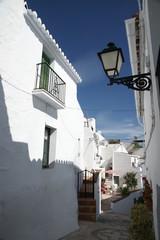 Pueblos blancos de Andalucía, Frigiliana en la provincia de Málaga
