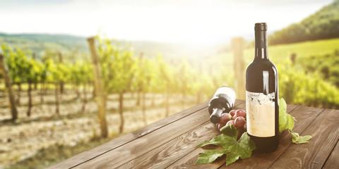 Spoed Foto op Canvas Wijn wine