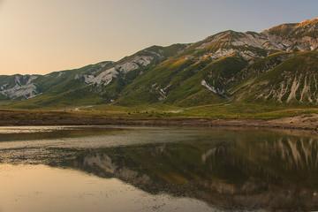 Meraviglioso Abruzzo, lago di Pietranzoni