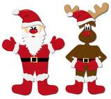 weihnachten weihnachtsmann nikolaus santa wichtel. Black Bedroom Furniture Sets. Home Design Ideas