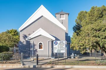Apostolic Faith Mission Church in Calvinia