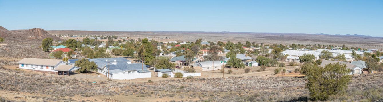 Panorama of Williston