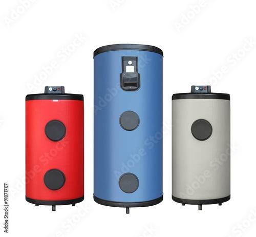 water heater boiler group photo libre de droits sur la banque d 39 images image. Black Bedroom Furniture Sets. Home Design Ideas