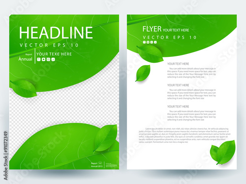 Doc.#680600: Book Report Cover Page Template – Report Title Page