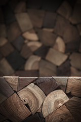 Wood furniture texture background