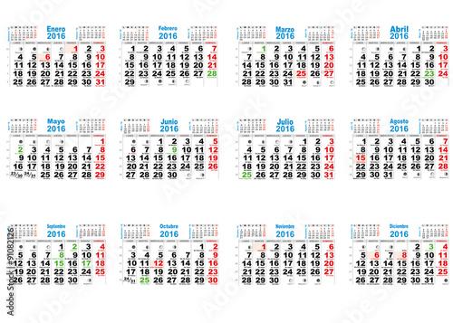 Calendario Semana Santa 2016 18