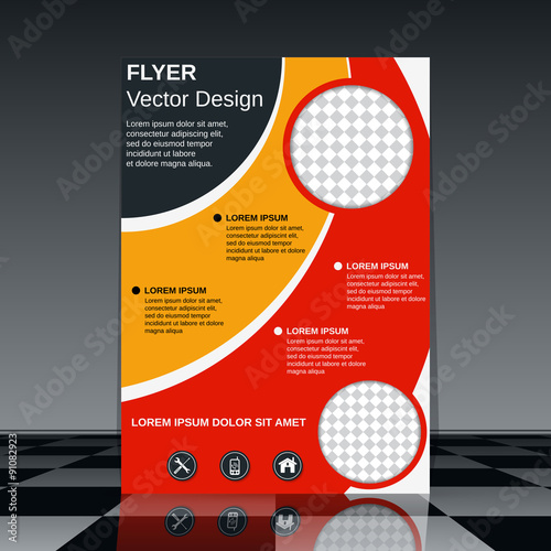Graphic design coreldraw 10 free download for Coreldraw brochure templates