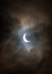 Eclipse Portrait