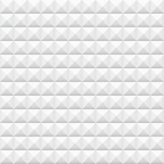 White tiles, squares, vector illustration, seamless pattern