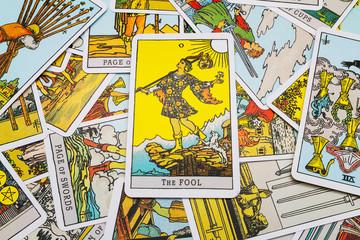 Tarot cards Tarot