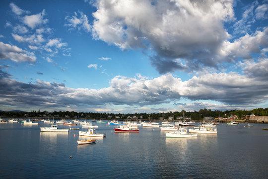 Southwest Harbor, Maine, USA