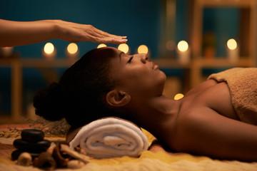 Palm healing