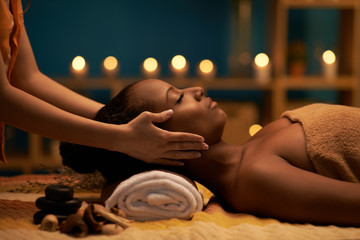 Rejuvenating massage therapy
