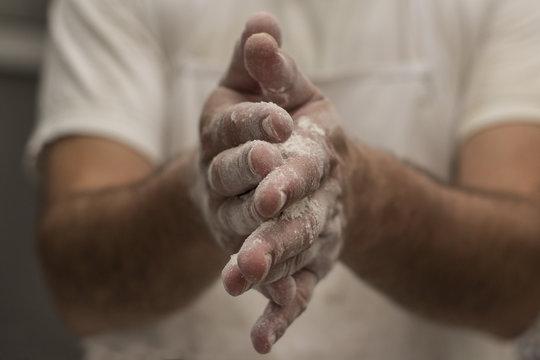 flour for kneading