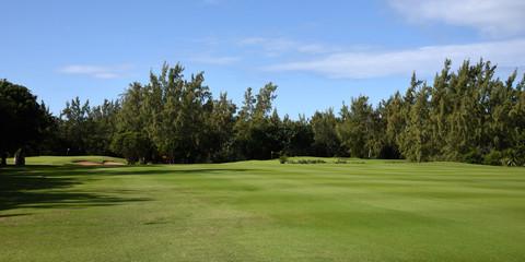 parcours de golf à l'île maurice