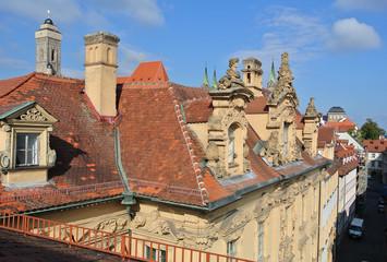Dächer von Bamberg, Böttingerhaus