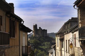Medieval Village of Najac, France