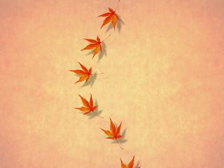 秋 背景素材