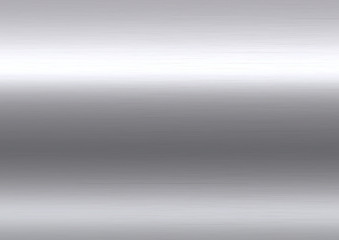 Metal stainless horizontal background texture