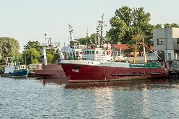 ship to berth