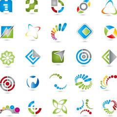 Logos Sammlung, Multimedia, Dienstleistung