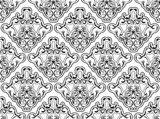 Seamless orient good pattern