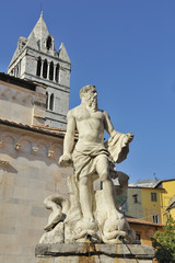 Toscana Massa Carrara marmo