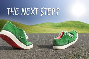 The next step?