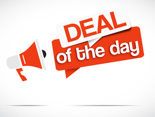 megaphone : deal of the day