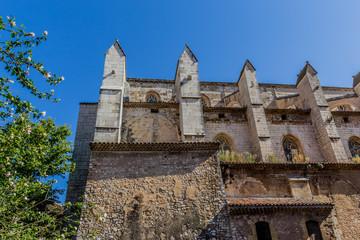 Basilique Sainte-Marie-Madeleine à Saint-Maximin-la-Sainte-Beaume