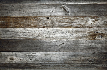 dark rustic barn wood background Wall mural