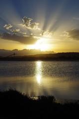 Sunset / Tramonto