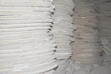 Ceramic mass storage