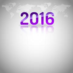 New Year Empty Layout