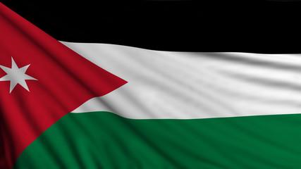Jordan Flag, Jordanian Background
