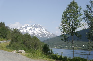 Норвежские горы