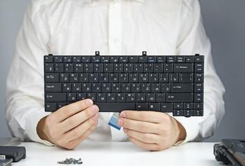 keyboard for laptop