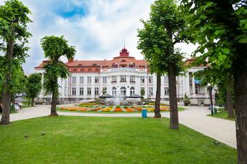 spa - Kurbad Elisabethbad, Karlsbad, Karlovy Vary
