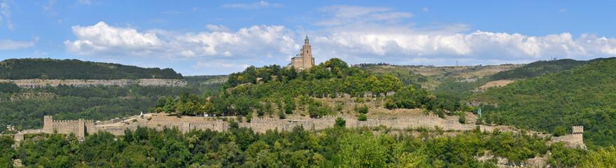 Bulgaria, Tsarevets Fortress