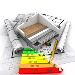 Construction materials efficiency