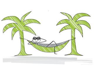 Zeit für Urlaub und Entspannung