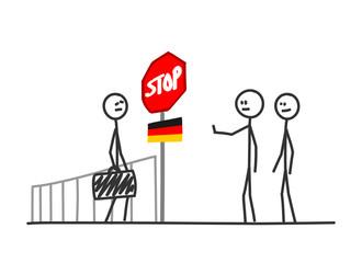 sm stop grenzkontrolle I