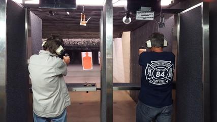 Shooting practice 2
