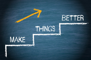 Make Things Better - Growth and Improvement