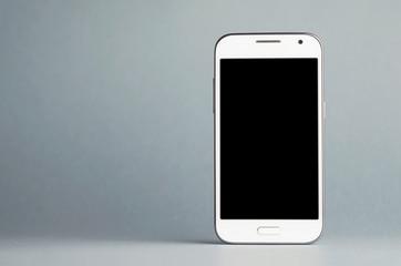 White Smart Phone