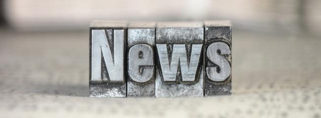 News - Bleibuchstaben