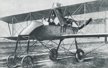 Voisin III - French two-seat bomber and ground attack aircraft of World War I